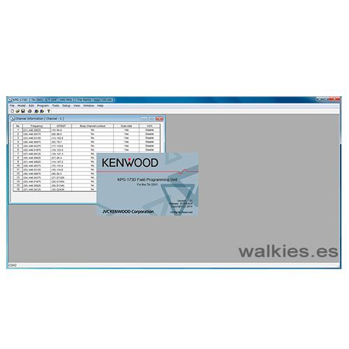 Kenwood Tk 3360 Tk 2360 Professional Walkie Talkies