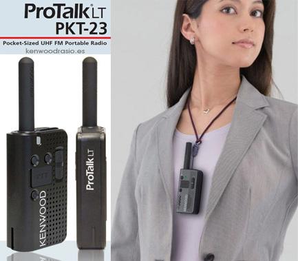 kenwood pkt 23 license free walkie talkie Kenwood Nexedge Radio Manuals Kenwood UHF Handheld Radios