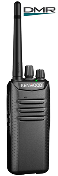 Portable Radio DMR KENWOOD TK-D340